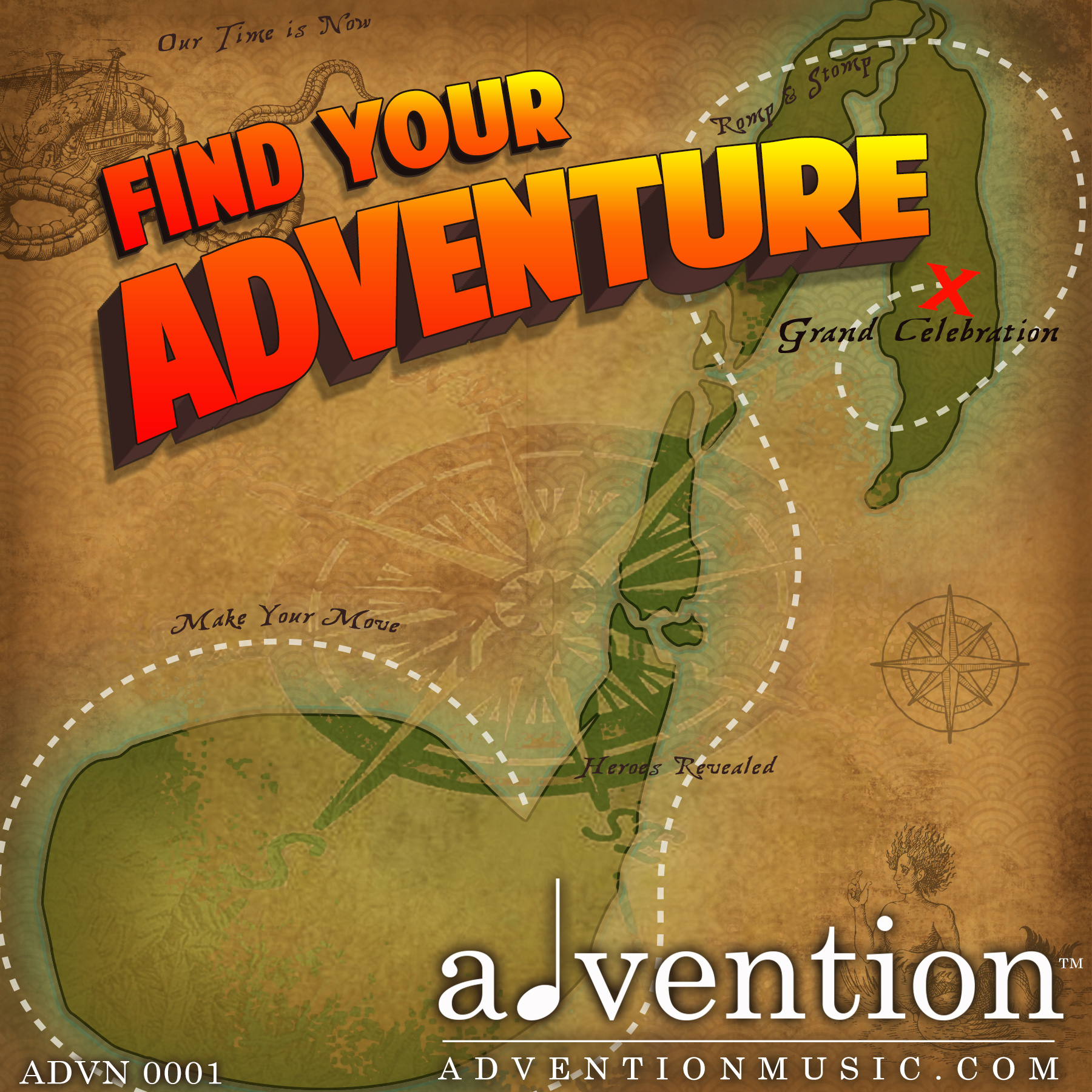 Find Your Adventure - 0001
