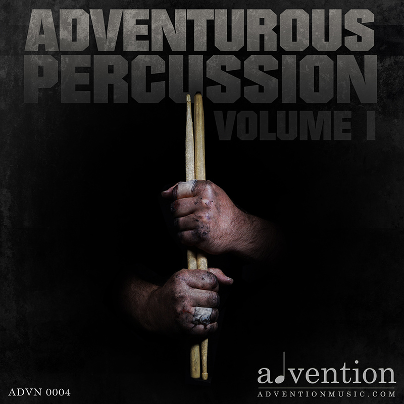 Adventurous Percussion, Vol. 1 - 0004