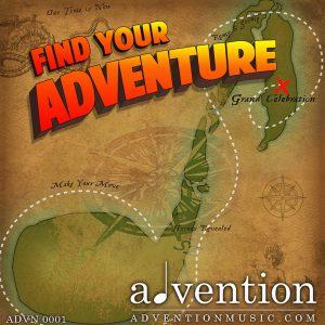 ADV 0001 - Find Your Adventure