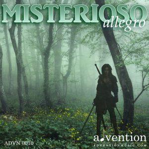 ADV 0010 - Misterioso Allegro
